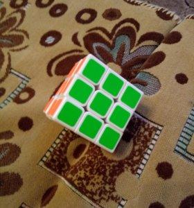 Уроки по сборке кубика Рубика 3*3
