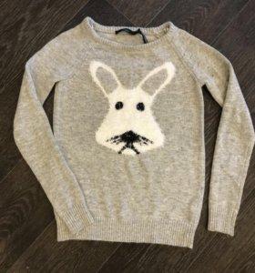 Новый свитер размер S