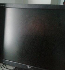 Старый Монитор LG
