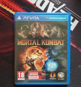 Ps vita / Mortal Kombat