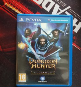 Ps vita / Dungeon Hunter Alliance