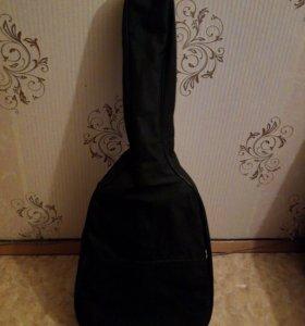 Классическая 6и струнная акустическая гитара