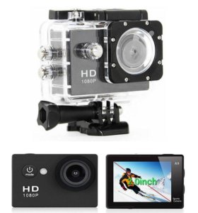 Спортивная экшн-камера Sports Full HD