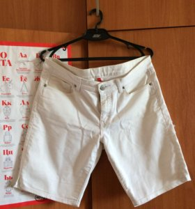 шорты uniqlo женские