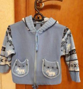 Кофта флисовая куртка