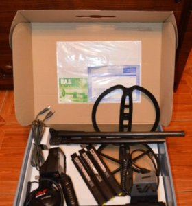 Металлоискатель Minelab E-Trac Pro ( 2 катушки )