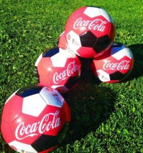 Мяч Кока-кола с ЧМ (Coca-cola)