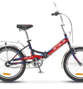 Складной велосипед 20 Stels Pilot 430 3-ск.