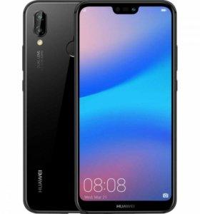 Новинка! Huawei P20 lite 4/64 гб черный