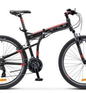 Складной велосипед Stels Pilot 970-V