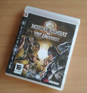 MORTAL KOMBAT DC PS3
