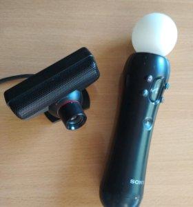 Контроллер Движения и Камеры для PS3