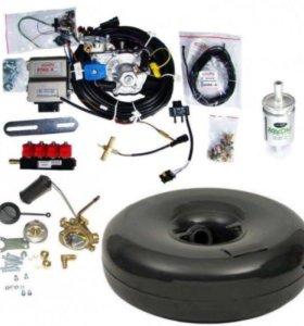 ГБО Газобаллонное оборудование для авто