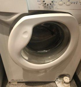 Компактная стиральная машинка Candy на запчасти