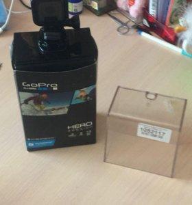 Экшн видеокамера GoPro Hero4