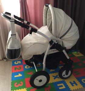 Продается детская коляска INDIGO 2 в 1