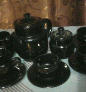 Продаю чайно-кофейный сервиз на 6 персон .