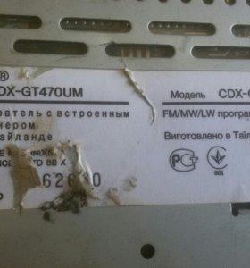 SONY GDX-GT470UM