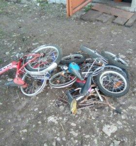 Велосипедные зопчасти