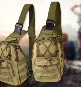 Тактический рюкзак на плечо, 300*220*50 мм