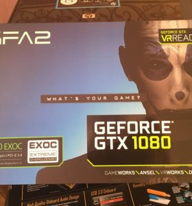 Майнинг ферма GeForce 1080 GTX