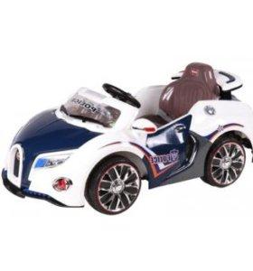Новый электромобиль с пду для детей от 3 до 8 лет