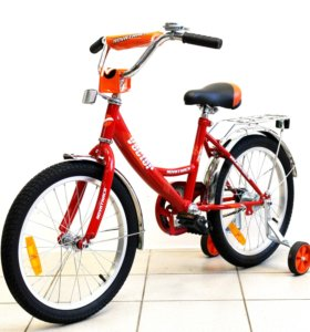 """Велосипед Novatreck 18"""", Vector, красный"""