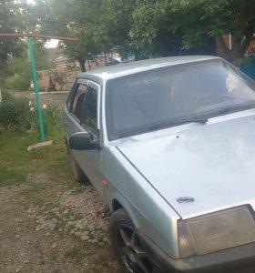ВАЗ (Lada) 21099, 2002