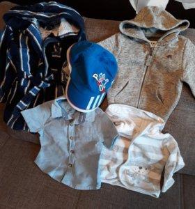 Фирменные вещи для малыша