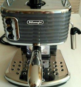 Кофеварка Delonghi ECZ351 GY