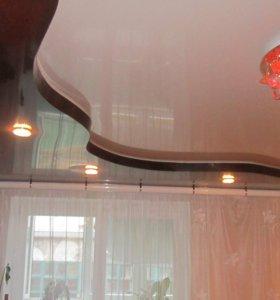 натяжные потолки 10 лет гороантии