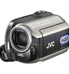 Видеокамера JVC GZ-MG275E