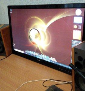 Монитор 27 дюйм с матрицей от Apple