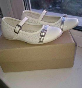 Туфли для девочки 29 размер