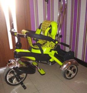 Детский велосипед baby mix