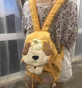 Рюкзак детский для девочки Ami-Ami