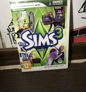 Диск Sims3