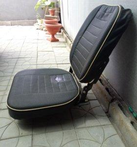 Сиденье на КАМАЗ (среднее)