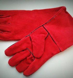 Сварочные рукавицы (КРАГИ)