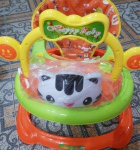 Продаю новые детские ходунки
