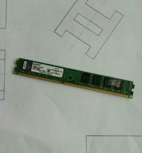 Оперативная память 4GB DDR3