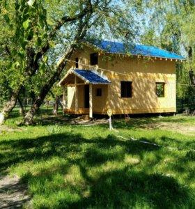Строительство домов из Сиппанелей и многое другое