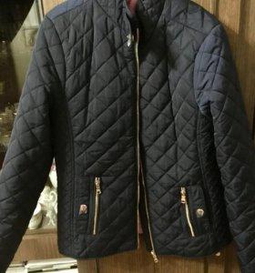 Куртка новая Zara (с этикеткой)