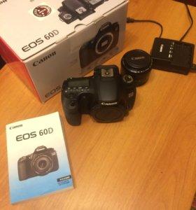 Canon D60 EOS