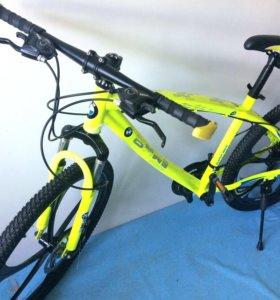 Велосипеды на литых дисках ( новые)