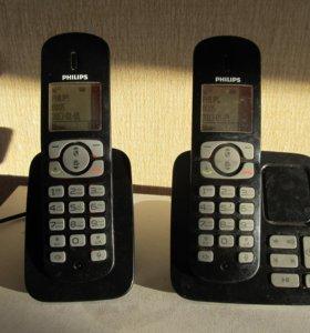 Радиотелефон PHILIPS CD285DUO
