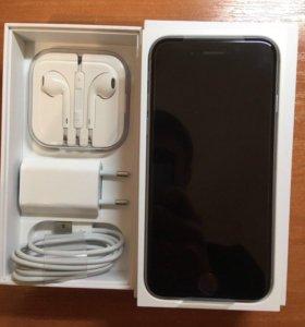 iPhone 6s на гарантии