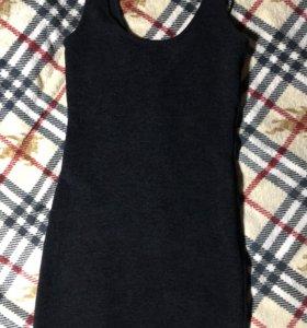 Маленькое черное платье Bershka