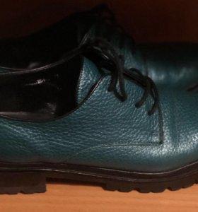 Женские туфли- броги