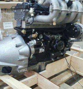 Двигатели 405 на Газель